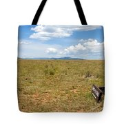 The Old Santa Fe Trail Tote Bag