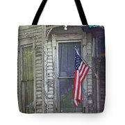 The Old Soldier's Gone Tote Bag