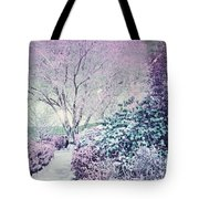 The Old Soul Of Spring Tote Bag