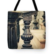 The Old Steps Tote Bag