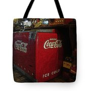 The Old Store Tote Bag