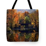 The Old Tressel Tote Bag