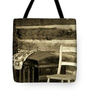 The Old Trunk Tote Bag