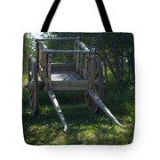 The Old Wagon Tote Bag