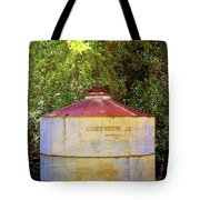 The Old Water Tank Tote Bag