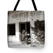The Old Whistle Stop Cafe Tote Bag