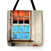 The Old Window Tote Bag