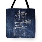 The Old Wine Press Tote Bag