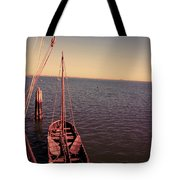 The Old Wooden Boat Tote Bag