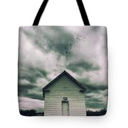 The Oldest Church In Dayton Tote Bag