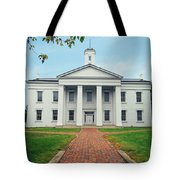 The Oldest Tote Bag