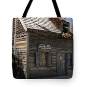The Oldest School House Tote Bag