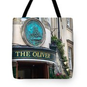 The Oliver Pub Tote Bag