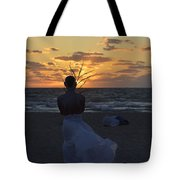 The One That Awakes The Sun Tote Bag