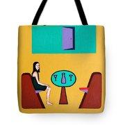 The Open Door Tote Bag