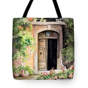 The Open Door Tote Bag
