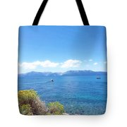 The Open Wive Tote Bag