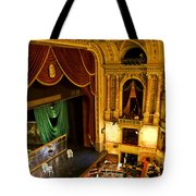 The Opera House Of Budapest Tote Bag