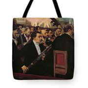 The Opera Orchestra Tote Bag