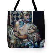 The Orbicle Of Delphi Tote Bag