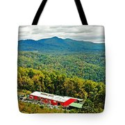 The Orchard At Altapass Tote Bag