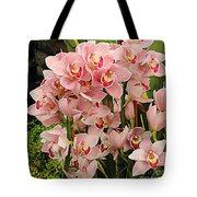 The Orchid Garden Tote Bag