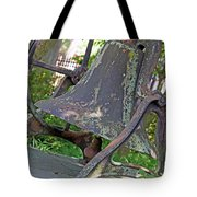 The Original Bell Of Oak Hill Cemetery Tote Bag