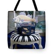 The Original Fish Chair  Tote Bag