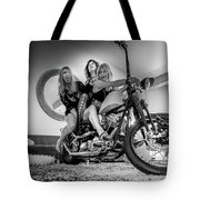 The Original Troublemakers- Tote Bag by JD Mims
