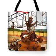 The Origional Full Throttle Saloon Tote Bag