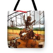 The Origional Full Throttle Saloon Tote Bag