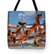 The Orioles Bicycle Tote Bag