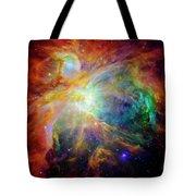 The Orion Nebula Close Up II Tote Bag