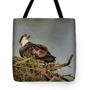 The Osprey Nest Tote Bag