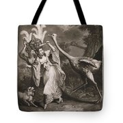 The Osstrichs Attack Tote Bag