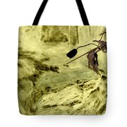 The Other Edge Tote Bag