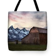 The Other Moulton Barn Tote Bag