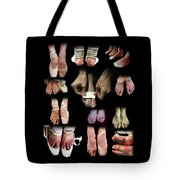 The Other Side Of Ballet. Tote Bag