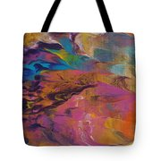 The Other Side Of Darkness Tote Bag