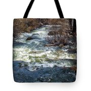 The Other Side Of The River Tote Bag
