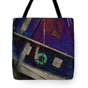 The Other Way To Go Tote Bag