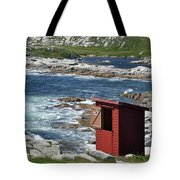 The Outhouse? Tote Bag