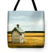 The Outhouse Tote Bag
