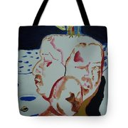 The Outsider.2015. Tote Bag