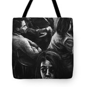 The Outsider's Restless Mind Tote Bag