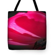 The Oval Rose Tote Bag