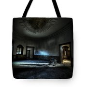 The Oval Star Room Tote Bag by Nathan Wright