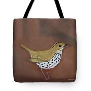 The Ovenbird Tote Bag