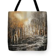 The Owl's Voice Tote Bag