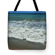 The Pacific Ocean Tote Bag